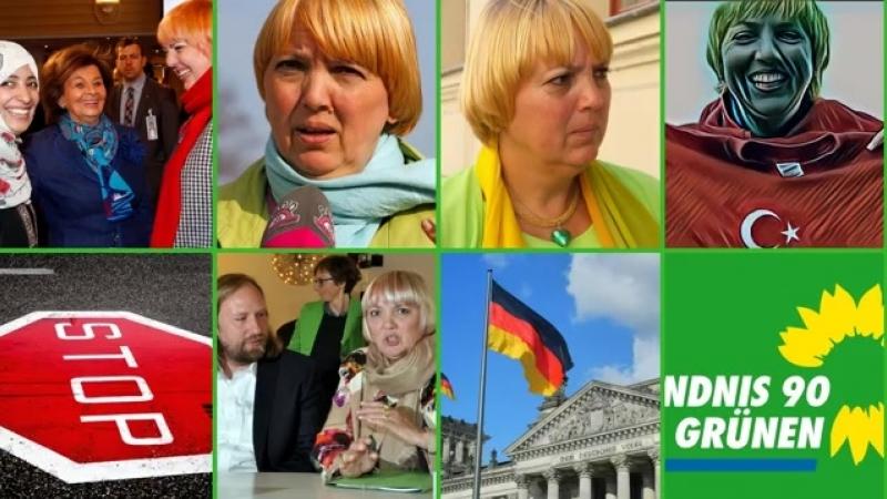 Die Grüne Fraktion in Bayern stark- Von Anfang an ein Problem welches sich von selbst lösen wird-