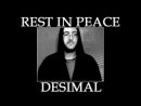 DESIMAL - A tribute mix by INI dnbnation