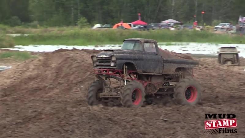 FREESTYLE HIGHLIGHTS- Michigan Mud Jam 2017
