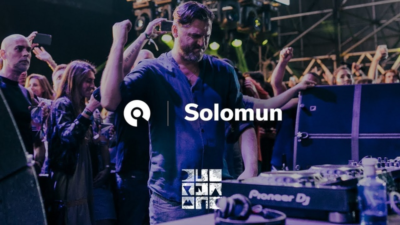 Solomun DJ set @ Diynamic Outdoor Off Week Barcelona 2018 BE