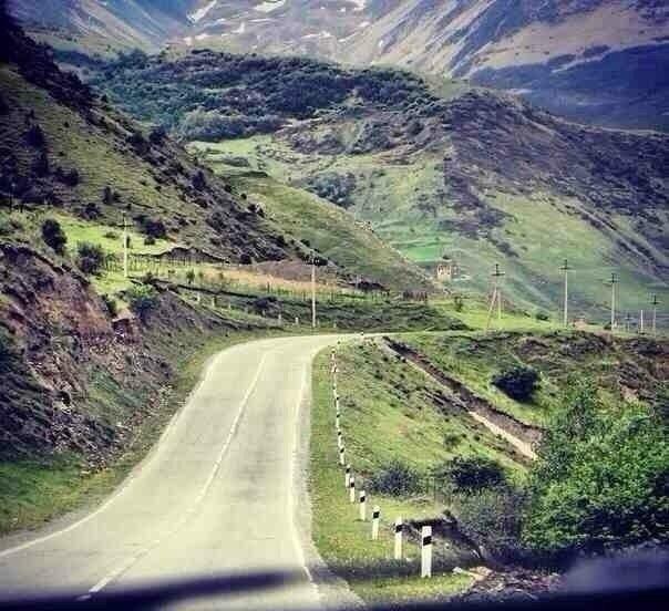 Самая лучшая дорога та, которая ведет домой.✈