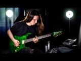 Wintersun - The Forest That Weeps Summer - Teemu Guitar Jam