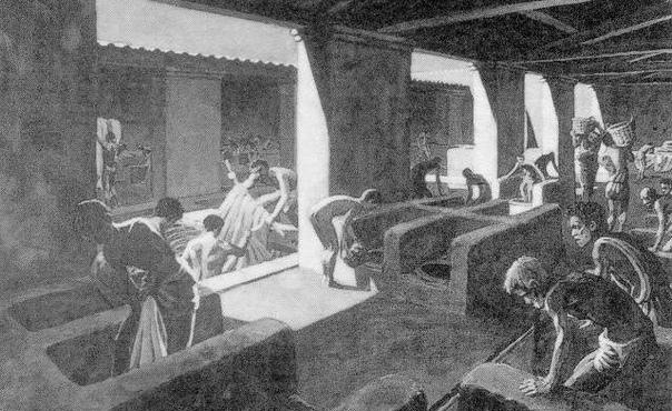 Шокирующий факт из истории древних римлян.