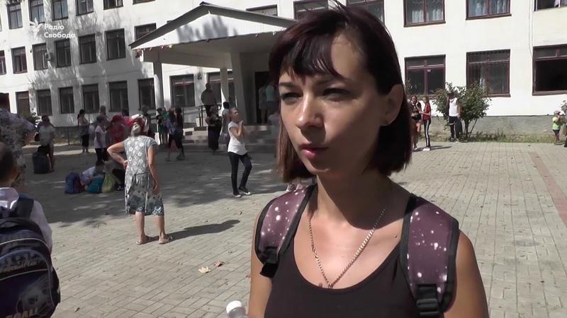 🇺🇦 Токсичні викиди у Криму дітей вивозять із Армянська – відео РадіоСвобода