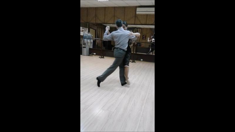 Резюме урока. Танго-вальс. 28.03.18