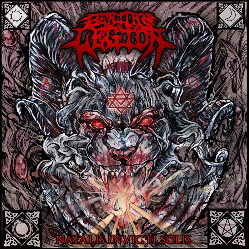 Berith's Legion - Natalis Invicti Solis [EP] (2016)