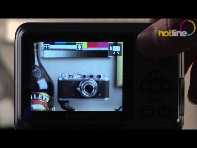 Обзор Canon Powershot A800