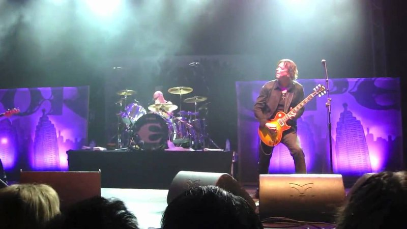 John Norum Optimus live 2010 Europe mov