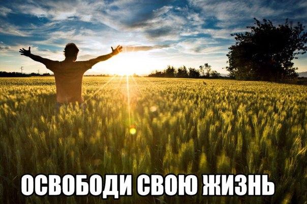 *ОСВОБОДИ СВОЮ ЖИЗНЬ*