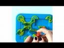 Логическая игра Динозавры. Таинственные острова Bondibon-SmartGames