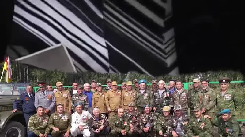 Совет ғәскәрҙәре Афғанстан республикаһынан сығарылыуға 30 йыл, Марат Шәмиғолов