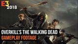 Восемь минут стелса в Overkills The Walking Dead