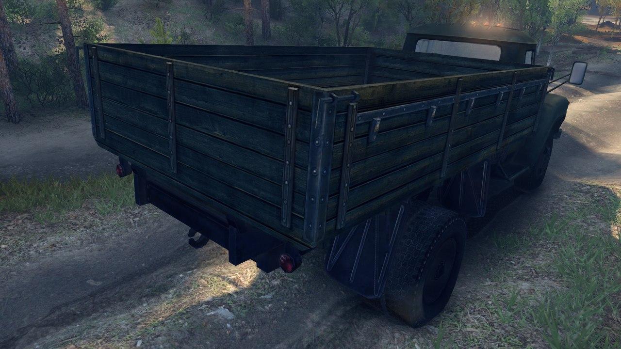 ЗиЛ-130 для Spintires - Скриншот 1