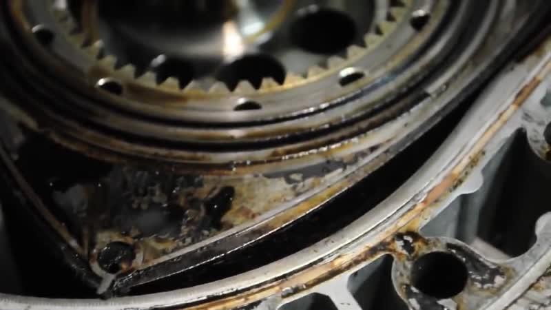 Обзор на роторный двигатель Принцип работы