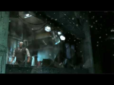 Batman Arkham Asylum trailer