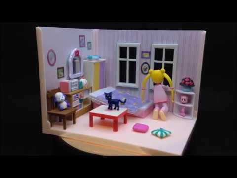 美少女戦士セーラームーン うさぎちゃんのお部屋 【プレミアムバンダ124