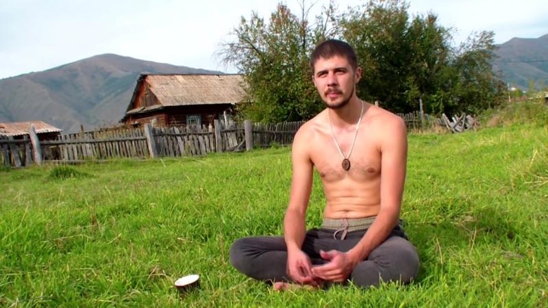 Интервью о жизни на Алтае.