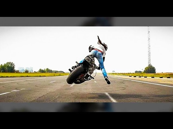 BEST Motorcycle Fail Compilation 2018 🚀 FAILS WINS