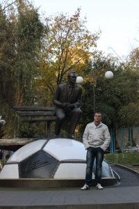 Алексей Рожков, 29 июня 1976, Макеевка, id150929111