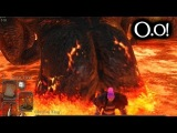 Dark Souls 2 Old Iron King farted in my face !