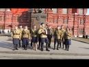 Выступление агитбригады НОД Вторая Эскадрилья Манежная площадь 15.04.18 013