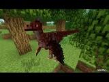 Майнкрафт ПРИКЛЮЧЕНИЯ с Динозаврами и Другом Minecraft Выживание с МОДАМИ