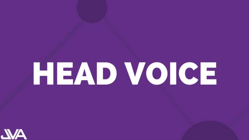 Head Voice Vocal Exercise (on BUB)
