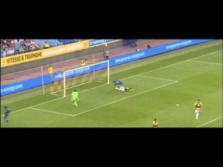 Nemanja Matic Goal Vs Vitesse Arnhem (3-0) | Vitesse Arnhem Vs Chelsea (0-3)