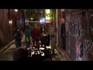 Съемки фильма «Пипец 2» (1)