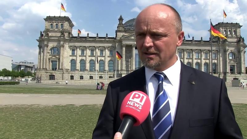 Strikte Trennung! Lösung des Islam Problems. Dietmar Friedhoff AfD
