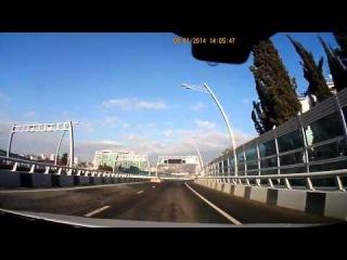 Дублер курортного проспекта Сочи проехали на Ferrari 599 GTB