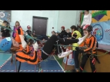 Кубок Волгоградской области по спортивному туризму. Камышин 18-19 марта 2017 год.