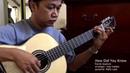 How Did You Know - C. Azarcon (arr. Jose Valdez) Solo Classical Guitar