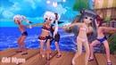 TWIN SAGA Dance Party HOTTO DOGU M V