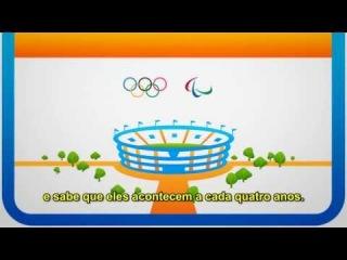 Juntando as peças dos Jogos - Rio 2016
