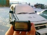 Запуск дизеля 1KZ-TE в мороз