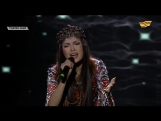 ����� �������� - ��� �ө��� [Turkvizyon Kazan 2014] LIVE