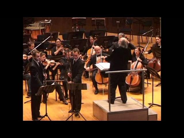 Daniel and Alexander Gurfinkel, Dirigent A.Beryn, Vivaldi