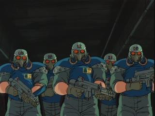 Кризис каждый день _ Bubblegum Crisis 2032 OVA - 1 серия [Azazel, Ruri]