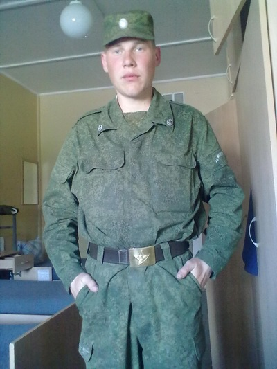 Андрей Налимов, 7 октября 1994, Москва, id212103153