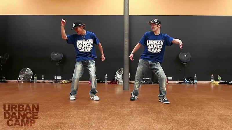 Scream Usher Hilty Bosch Showcase Locking Popping 310XT Films URBAN DANCE CAMP