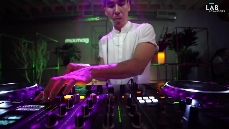 Rinzen in The Mixmag LAB (Los Angeles) [18.01.2019]