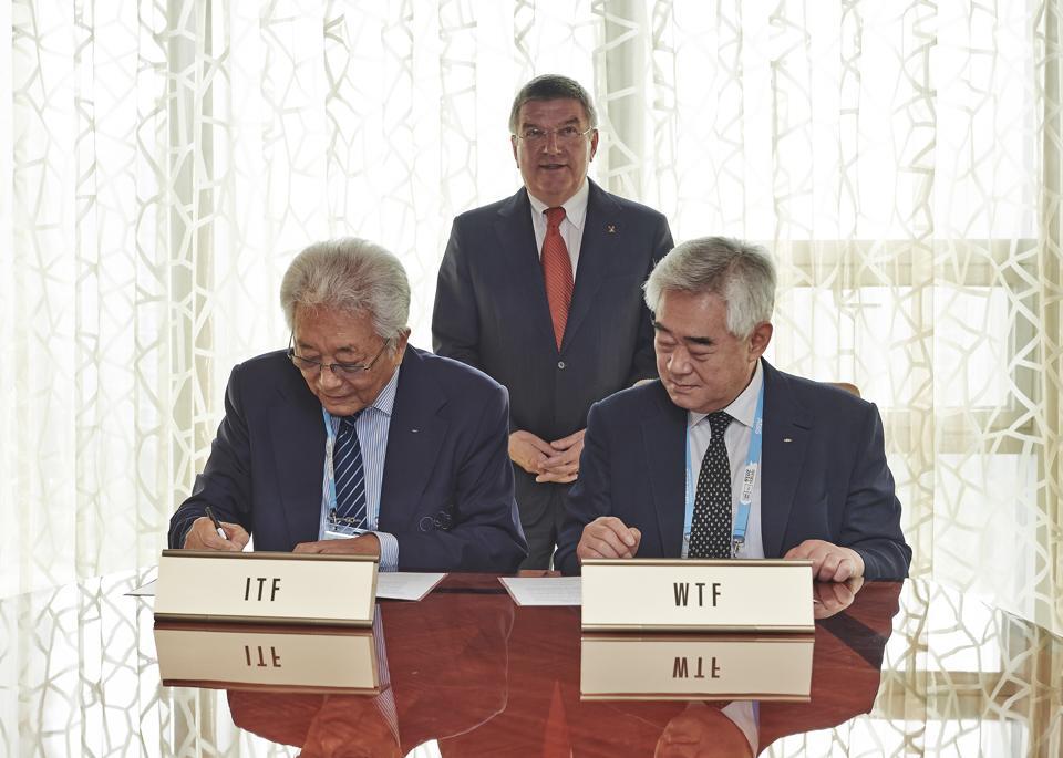 Соглашение между WTF и ITF