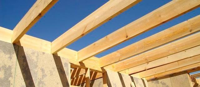 Виды деревянных балок перекрытия - расчет балки на изгиб, прочность и нагрузку