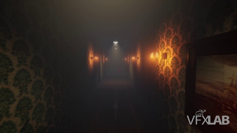 VFXLAB || Домашняя работа Елизаветы Хренковой. Курс Unreal Engine artist.