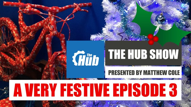 The Hub Show - 3 SRAM Red 22, Road Bike Party 2