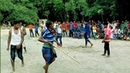 Traditional Stick Play Lathi Khela Stick Dance Performance by a Kid part 3