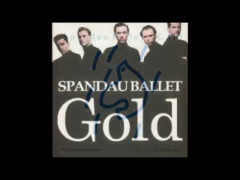 Spandau Ballet - Gold (Special Extended Mix)
