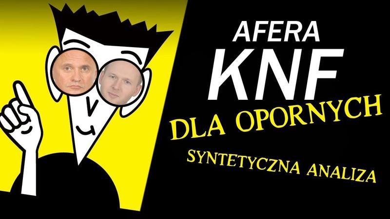 Afera KNF. Podsumowanie informacji i wnioski!