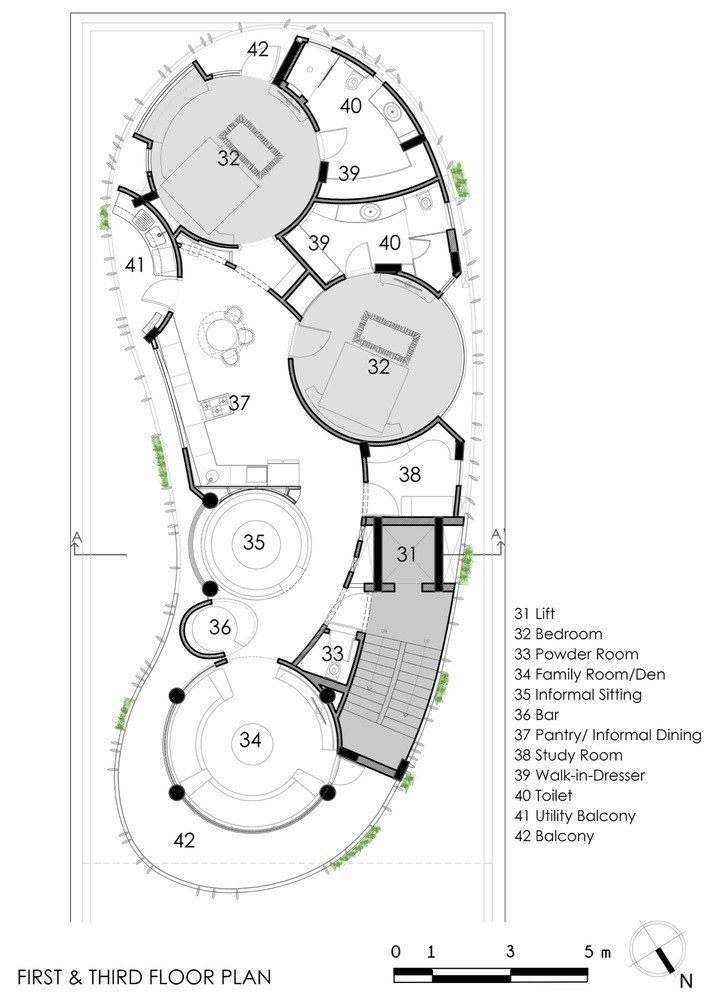 Outré House / Anagram Architects